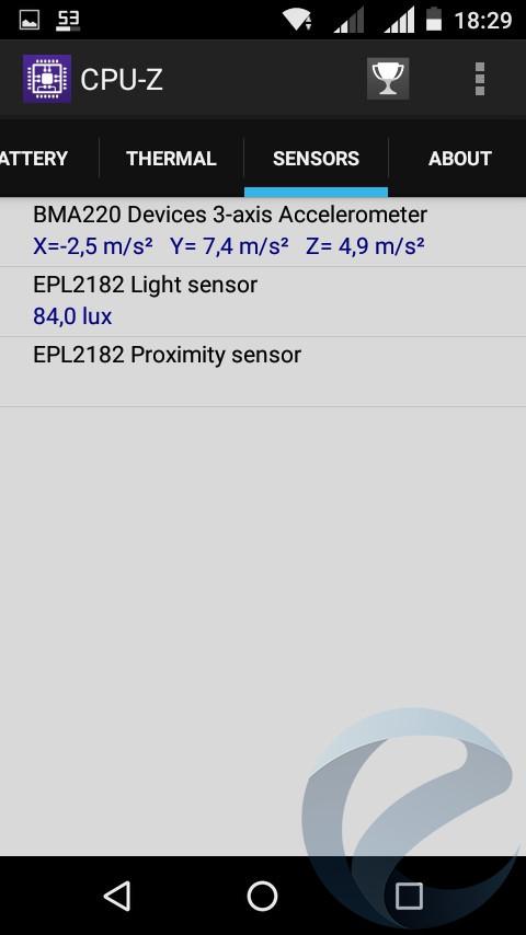 Аппаратная платформа и производительность смартфона Micromax Q4101 BOLT Warrior 1 Plus