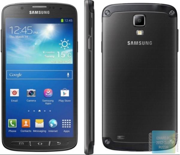 В середине ноября в продажу поступит в Европе Galaxy S5 Active